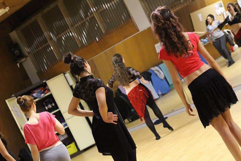 apprendre à danser orientale