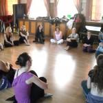 Stage à Santes invitée par l'association Laur'ient - Rythmes, danse et percussions