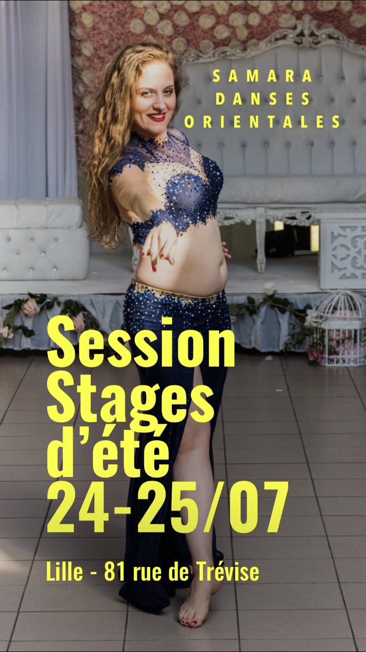 Stages Samara à Lille